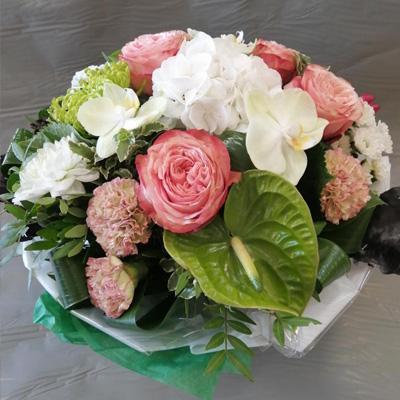 Bouquets ronds à partir de <strong>35€</STRONG>